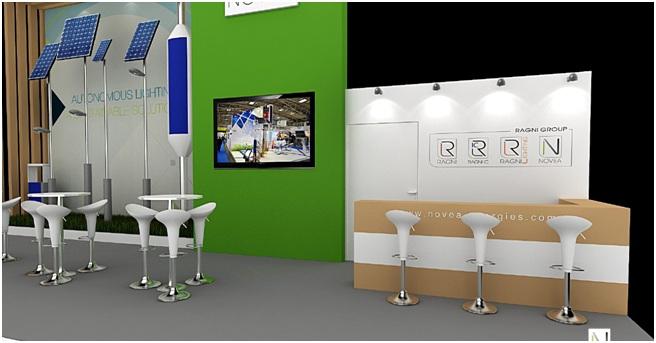 Exhibition Stand Design Intersolar