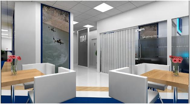 Interior Design for TAI