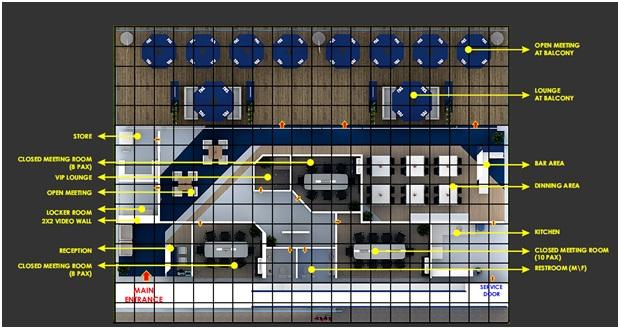 TAI Chalet Design for FIA 2016